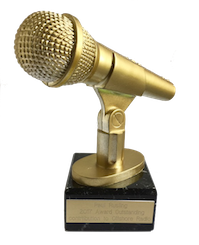 Golden Microphone award